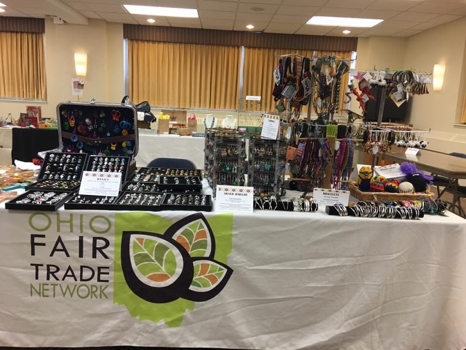 Fair trade sales table